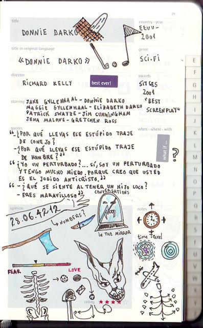 Film Journal - Donnie Darko