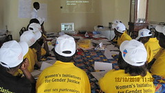 Video advocacy training in Bukavu, DRC