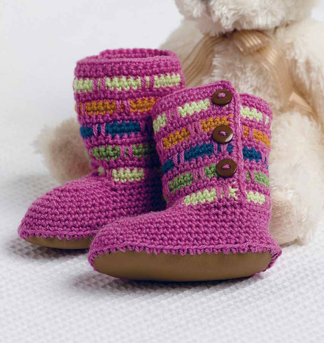Popsicle Boots