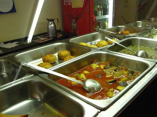food at ras vatika