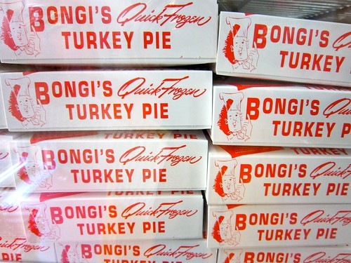 Bongi's Quick Frozen Turkey Pie