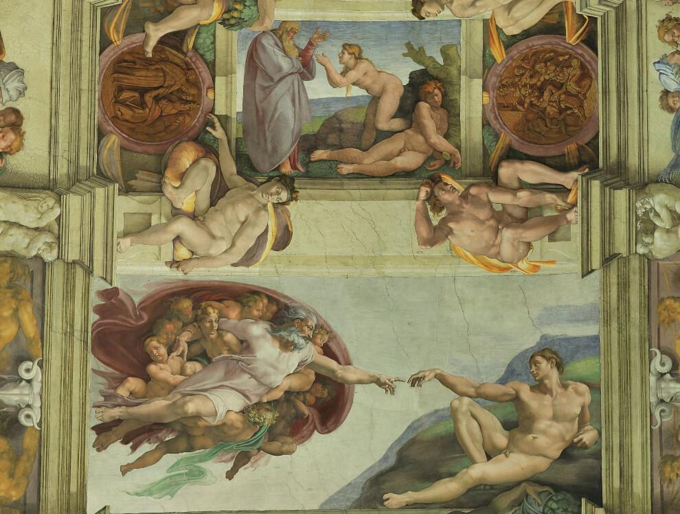 5188687411 740d9e5b14 b Sistine Chapel   Incredible Christian art walk through