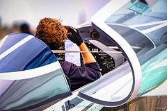 Belgian Open Aerobatic Championship Koksijde 2017 - Extra A-300