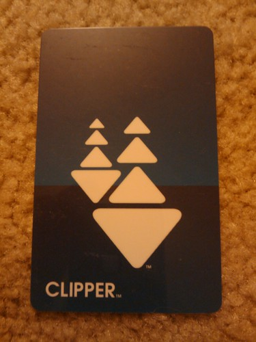 The Clipper Card