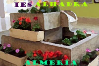 Logotipo IES Alhadra