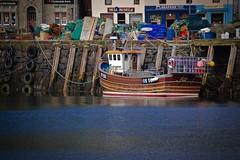 Boat in Tobermory