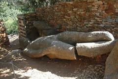 Naxos: Kouros von Flerio