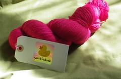 sparkleduck-pink