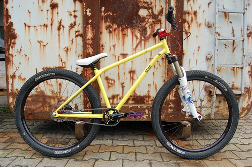 stijncycles custom - SPA Dirt