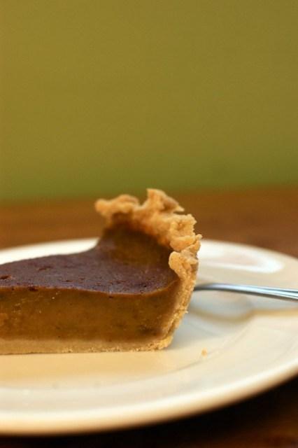 pumpkin pie I