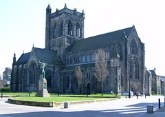 Abbey from North West