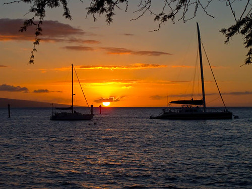 A Little bit of Maui 2010:  Days End