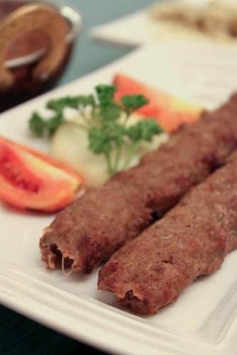 Beef Kebab at the Kebab Factory - 2