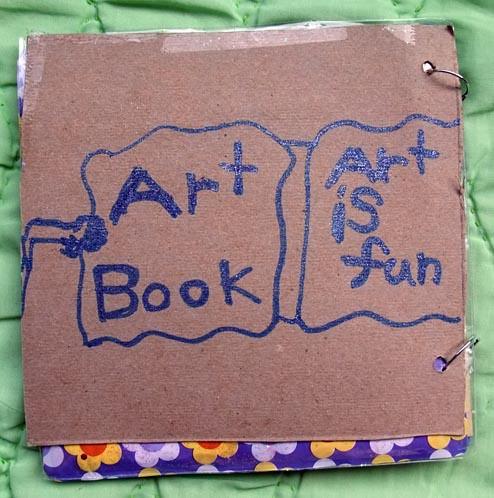 Art Journal Advice Back cover