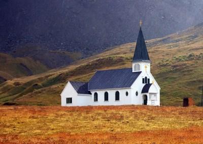 Iglesia de Grytviken
