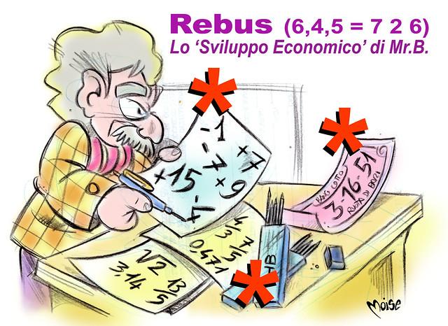 SatiRebus - Lo Sviluppo Economico per B