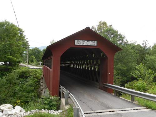 Chiselville Covered Bridge - Vermont