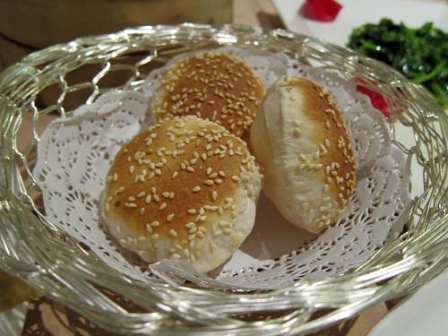 Sesame Puffs