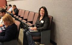 Google Summit - Audrey Watters - ReadWriteWeb