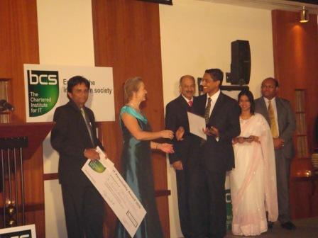 Avinash Ramtohul - IT Personality Award 2010 Winner