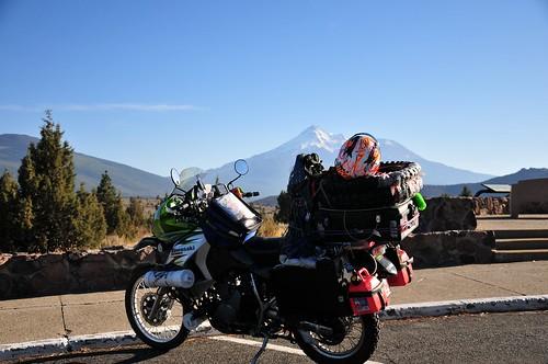 KLR 650 Bike Trip USA 14
