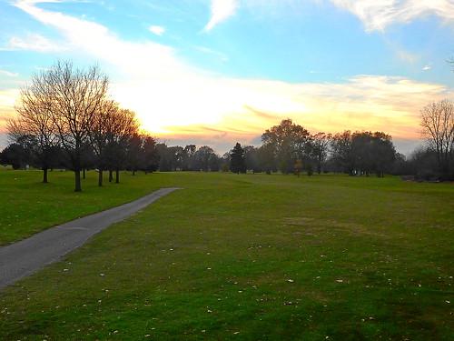 november golf