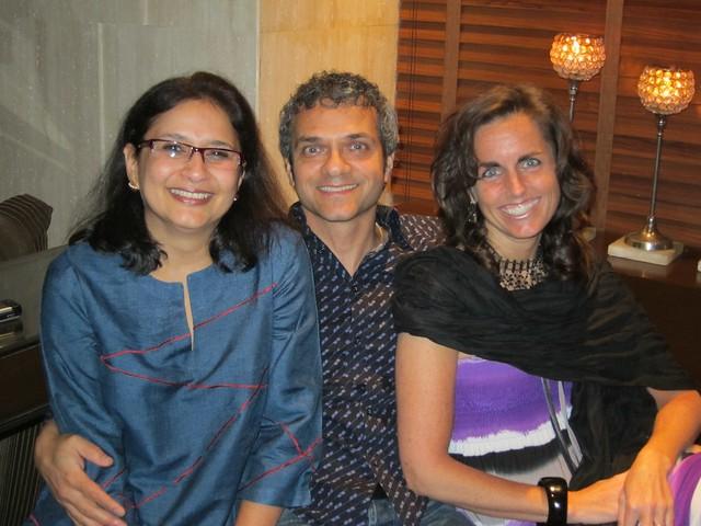 Sanoo, Mark & Brita