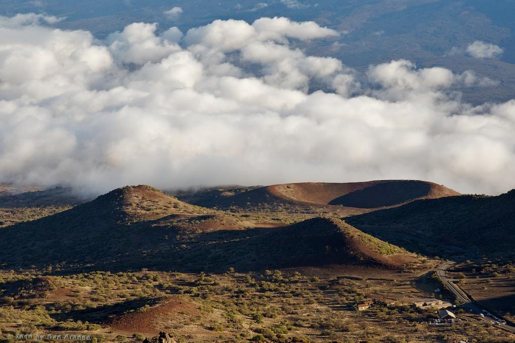 Mauna Kea - Southern Slope