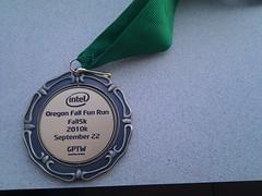Age group medel, Intel 5K