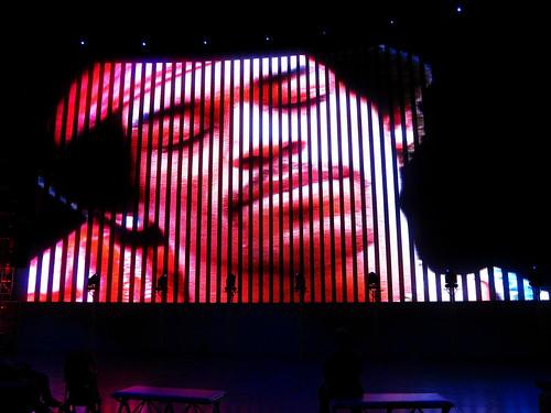 Jimi Hendrix On The BIG Screen