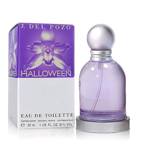 西班牙J.DEL POZO的「Halloween 紫屋魔戀」,大學自己用打工薪水買的第一瓶香水。