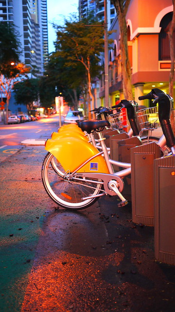 Public Bikes.