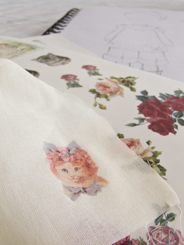 Test drive for fabric transfers~