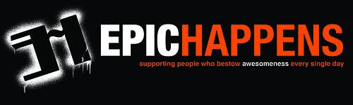 EpicHappens Paint Logo V1