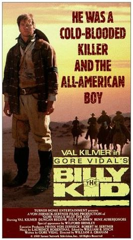 Vidal's Billy the Kid