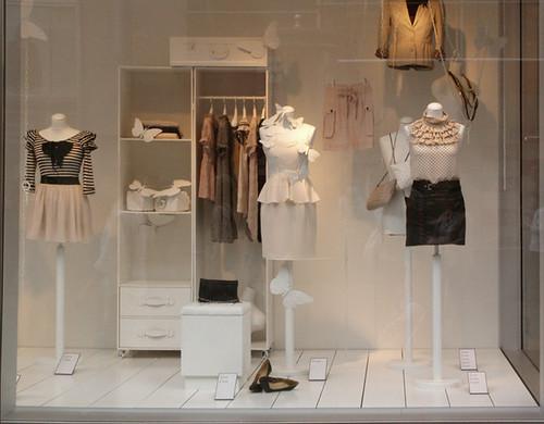 H&M window, Köln