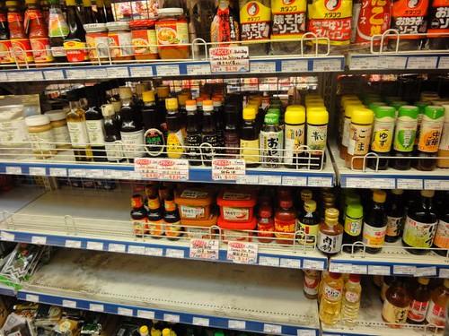 Sauces, etc.