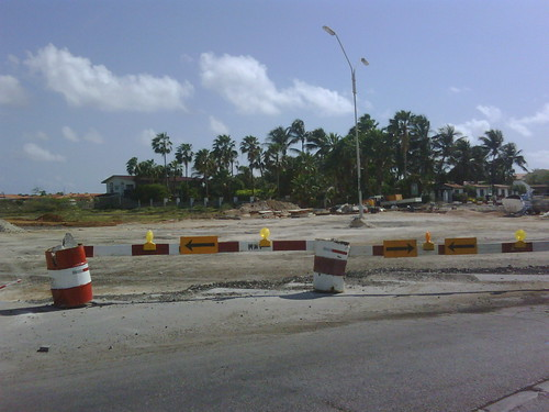 Construction Ritz Carlton