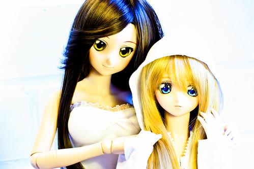 Yoko and Shizuko