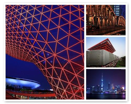上海世博會之旅