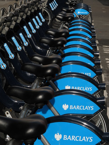 Barclays Cycle Hire (3/3)