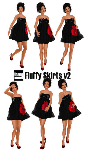 !NANG - fluffy skirts v2