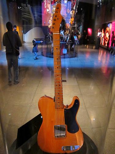 First Ever Fender Telecaster