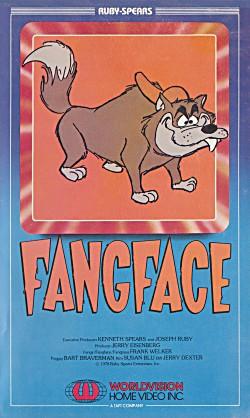 Fangface VHS