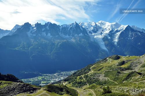 Macizo Mont Blanc