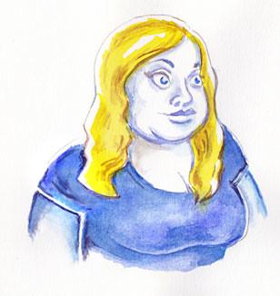 bluewoman1
