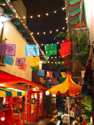 Bazaar flags