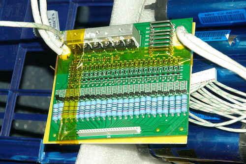 Headway Battery Pack construction