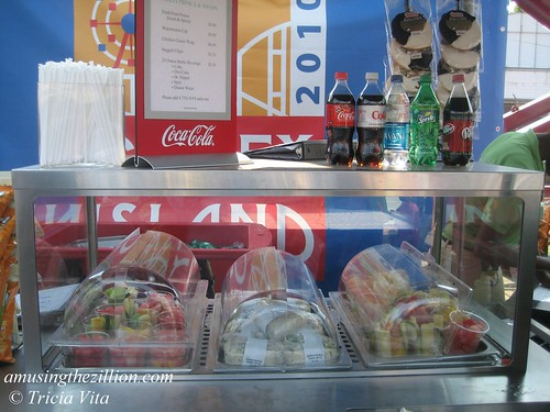 Sodexo Kiosk at Luna Park Coney Island. May 31, 2010. Photo © Tricia Vita/me-myself-i via flickr