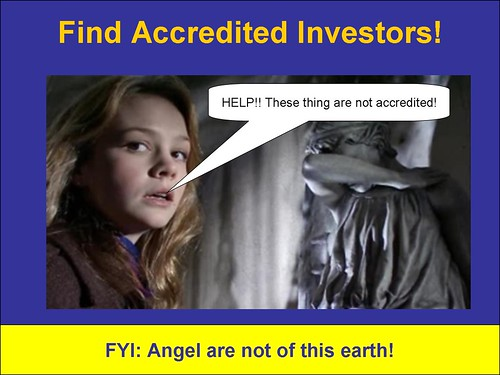 Angel Investors vs Accredited Investors